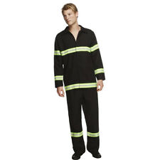 Sexy Fireman Adult Male Firefighter Uniform Stag Fancy Dress Costume 31693