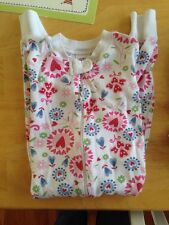 hanna andersson Girls Pajamas 18-24 Months 80 Cm Organic Cotton See Description