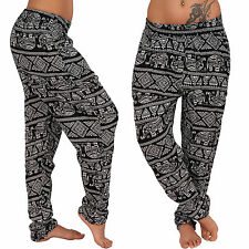 Lightweight Summer Trousers Elephant Harem Aladdin Leisure Ali Baba Baggy Pants