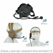 Z Tactical Z029 Bowman Style Headset Evo III Airsoft Various Colours Element