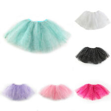 Child Toddler Tutu Fluffy Party Skirt Dance Princess Ballet Pettiskirt Skirt