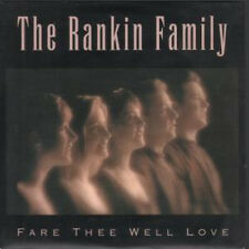 "RANKIN FAMILY Fare Thee Well Love 7"" VINYL UK Emi 1993 B/W Lisa Brown (Cl702)"