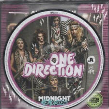 """ONE DIRECTION Midnight Memories 7"""" VINYL European Simco 2014 Pic Disc With"""