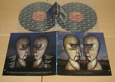 PINK FLOYD - The Division Bell 2LP  1994 Orig 1st COLUMBIA w/mini booklet COREA