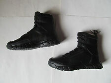 Oakley SI Light Assault Leather Tactical 12099  man black boots sz 8 NEW $160