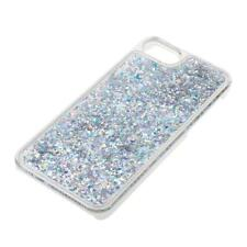 "4.7"" Bling Glitter Sparkle Diamond Clear Hard Case Cover for iPhone 7"