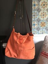 ALLY CAPELLINO LEATHER BAG