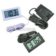 Digital LCD Thermometer for Fridge/Freezer/Aquarium/FISH TANK Temperature