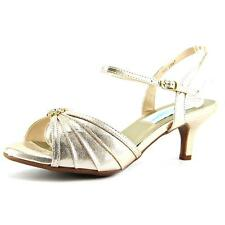Dyeables Kelsey   Open Toe Synthetic  Sandals NWOB