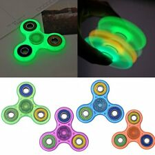 Chic Glow In The Dark Spin Fidget Spinner EDC Ball Focus Toy For Kids/Adults