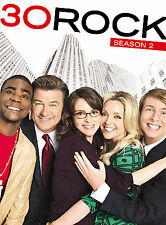 NEW Sealed 30 Rock: Season 2 (DVD, 2008, 2-Disc Set)