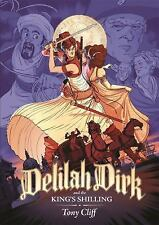 Delilah Dirk and the King's Shilling by Tony Cliff (2016, Paperback)