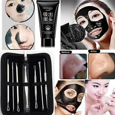 Blackhead Pimple Spot Comedone Extractor Nose Blackhead Face Mask Cleansing tool