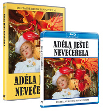 Adele Hasn't Had Her Dinner Yet / Adela jeste nevecerela DVD/Bluray English subs