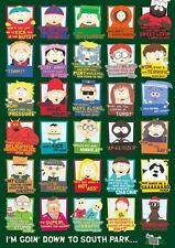 New South Park Quotations South Park Poster