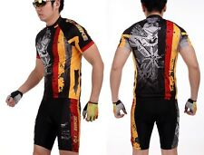 INBIKE Cycling Bike Knick Pant Jersey Kit Short Set Men Ladies Size M L XL XXL