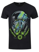 Star Wars Rogue One Death Trooper Men's Black T-shirt