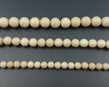 Natural Gemstone Fossil Jasper Beads Round Loose Spacer Stone Beads 6mm 8mm 10mm