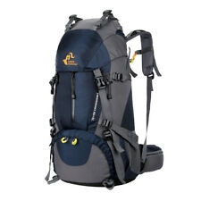 50L Outdoor Backpack Rucksack Hiking Camping Travel Climbing Equipment Gear Bag