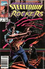 Steeltown Rockers (1990) #1 FN