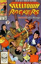 Steeltown Rockers (1990) #3 VF