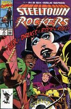 Steeltown Rockers (1990) #4 NM