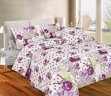 New Harper Design Poly Cotton Duvet/Quilt Covers With Pillow Cases Bedding Set