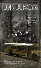 Ransom by Lois Duncan (1984, Paperback, Reprint)
