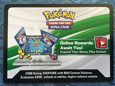 Roaring Skies Booster Pack Codes Pokemon TCG Cards Online Digital Product NEW