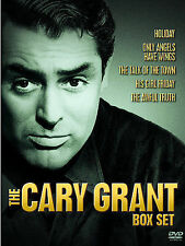 Cary Grant Box Set (DVD, 2006, 5-Disc Set, 5 DVDs) w/ 10 Collectible Postcards
