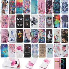 Magnetic flip case for Samsung galaxy s8 plus phone pu leather wallet cover