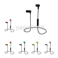 Magnet Wireless Bluetooth Sports Earphone Headset Headphone for Samsung
