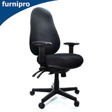 Buro Persona 24/7 Executive Office Chair With Armrests Adjustable Heavy Duty