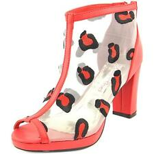 2 Lips Too Too Hollow   Open Toe Synthetic  Platform Heel