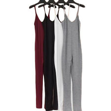 1Pcs New Summer Rompers Womens V-Neck Jumpsuit 2017 Cotton Fashion Sexy Casual