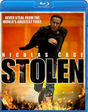 Stolen (Blu-ray Disc) Feat. Nicolas Cage *** FAST FREE SHIPPING ***