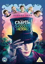 Charlie and the Chocolate Factory DVD Johnny Depp, Freddie Highmore, David Kell
