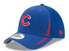 New Era MLB Men's NE Speed Neo Chicago Cubs Baseball Hat Cap Royal/Red 80471135
