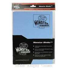 Monster Protec Monster Bind Monster Binder - 9 Pocket Pages, Matte Delta  MINT