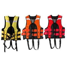 Kids Child Life Jacket Swimming Floating Swim Vest Buoyancy Aid Zipper Jackets