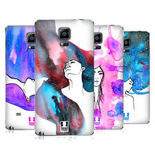 HEAD CASE DESIGNS GALAXY HAIR REPLACEMENT BATTERY COVER FOR SAMSUNG PHONES 1