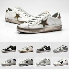 New SNRD SN161 Vintage Star Lace Up Mens Fashion Casual Low Top Sneakers Trainer