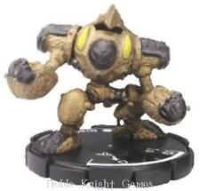 Mage Knight Rebellion Brass Golem #007 NM