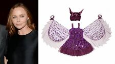 Stella McCartney Maleficent Dress with Wings and Horns! RARE!! SIZE 4