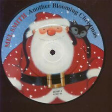 "MEL SMITH Another Blooming Christmas 7"" VINYL UK Epic 1991 Picture Disc B/W Ho"