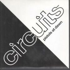 """CIRCUITS Pistols At Dawn 7"""" VINYL UK Try Science 2007 B/W Fully Bearded Mix By"""