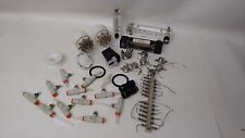 Large Lot of HPLC + Lab Tubing Components / Fittings, Valco, Dwyer