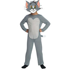 Child Licensed Tom & Jerry Cat Cartoon Kids Boys Girls Fancy Dress Costume 88650