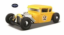 Ford Hot Rod Model of Maisto Yellow/Yellow A 1929 Scale 1:24