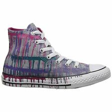 Converse Chuck Taylor All Star Hi Multi Kids Trainers Sneakers